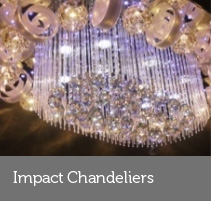 Impact Chandeliers