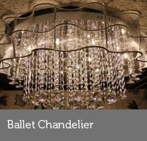Ballet Chandeliers